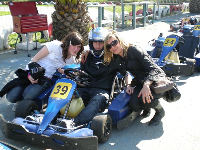 Karting En Comarruga