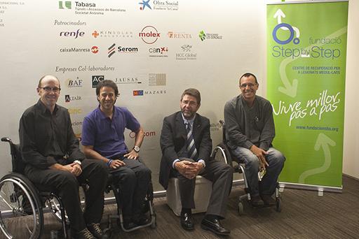 Conveni De Col·laboració De La Fundación Step By Step Amb El Circuit De Catalunya