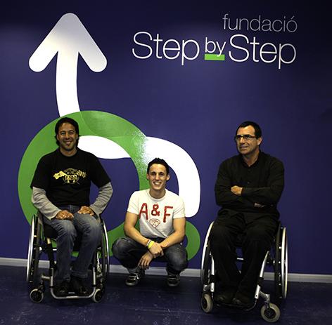 Pol Espargaró, Nombrado Nuevo Embajador Deportivo De Step By Step