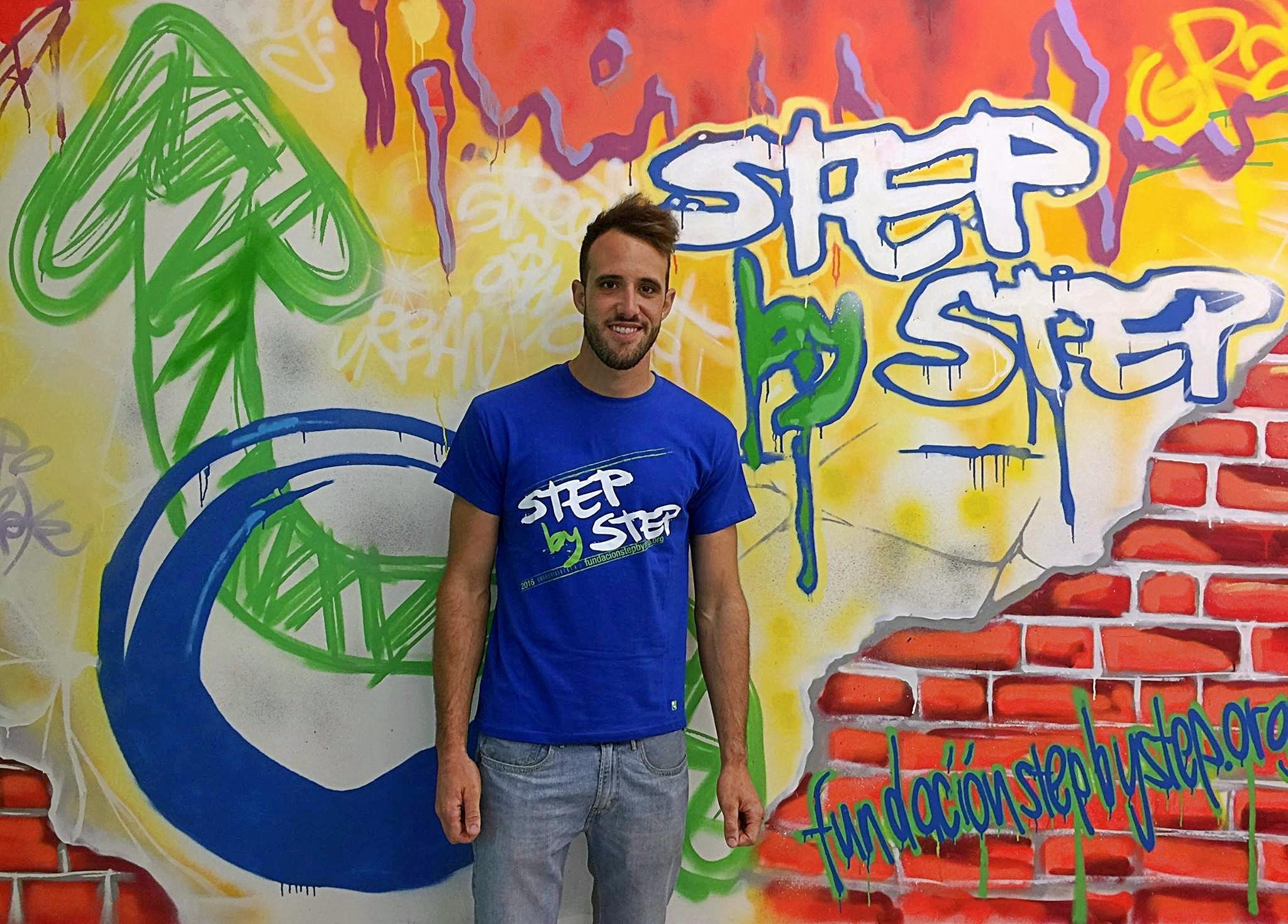 Pol Tarrés, Nuevo Embajador De La Fundación Step By Step