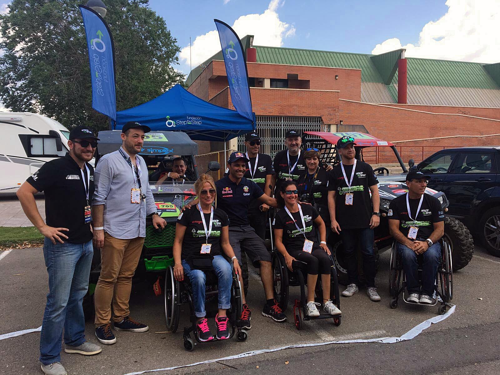 ParaBaja'17 Y Nuestro STEP Jordi Serra Campeón En La Baja SPAIN 2017