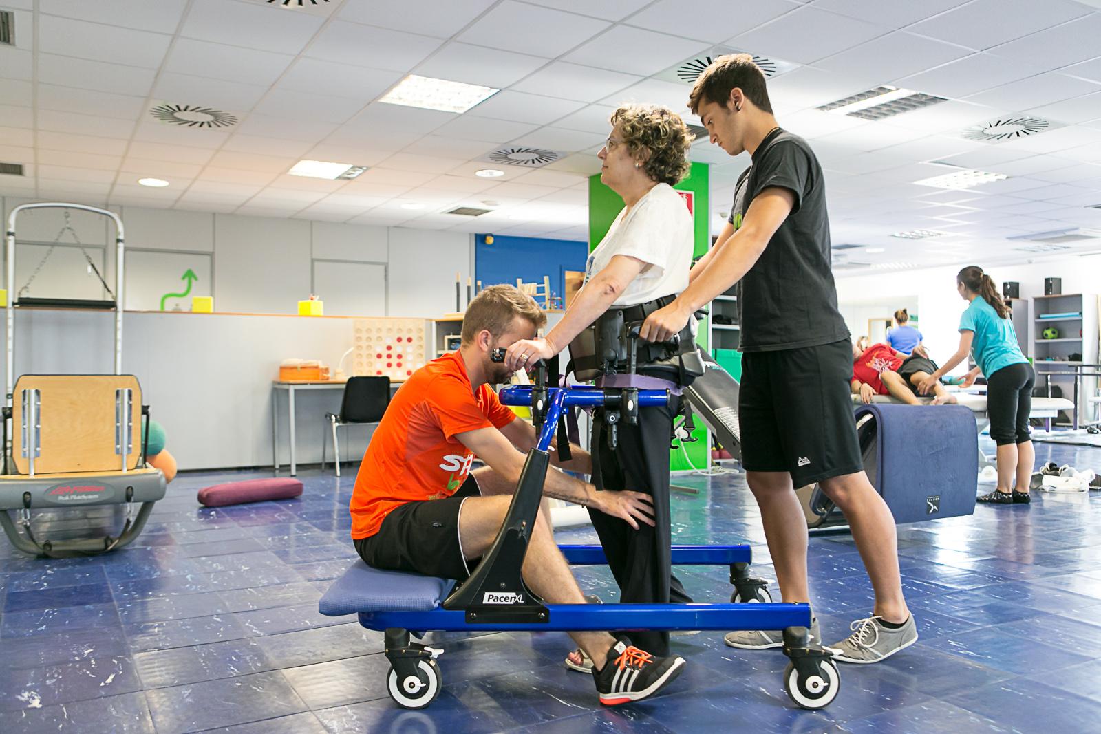 Nuestra STEP Rosa: «Trabajar Duro Para Preservar Mi Capacidad Física»